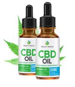 Natures Method CBD Oil avis - effet de bien-être sur tout le corps!
